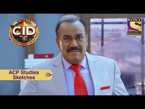 Your Favorite Character | ACP Pradyuman Studies Sketches | CID