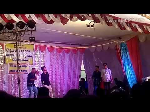 Comedy Skit in Kundapura kannada | Ganchali Bidi Govt College Seri | 2016-17 Students of Barkur Clg.