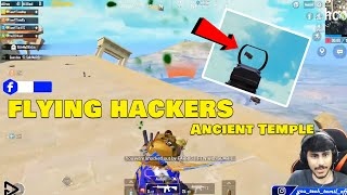 OMG!!  Flying Car HACKER Coming to the Flying TEMPLE
