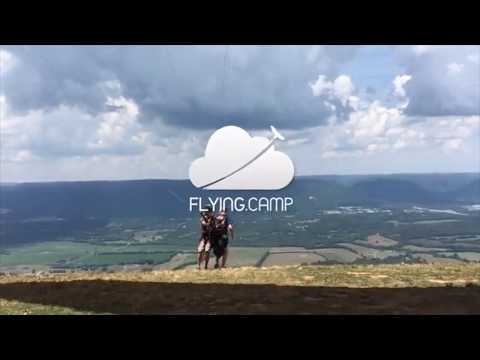 Flying Camp in Dunlap, TN - Tennessee Vacation