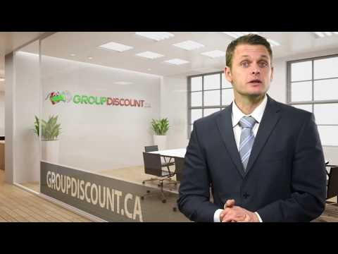 Introducing Group Discount Canada - Best Deals for Canadians