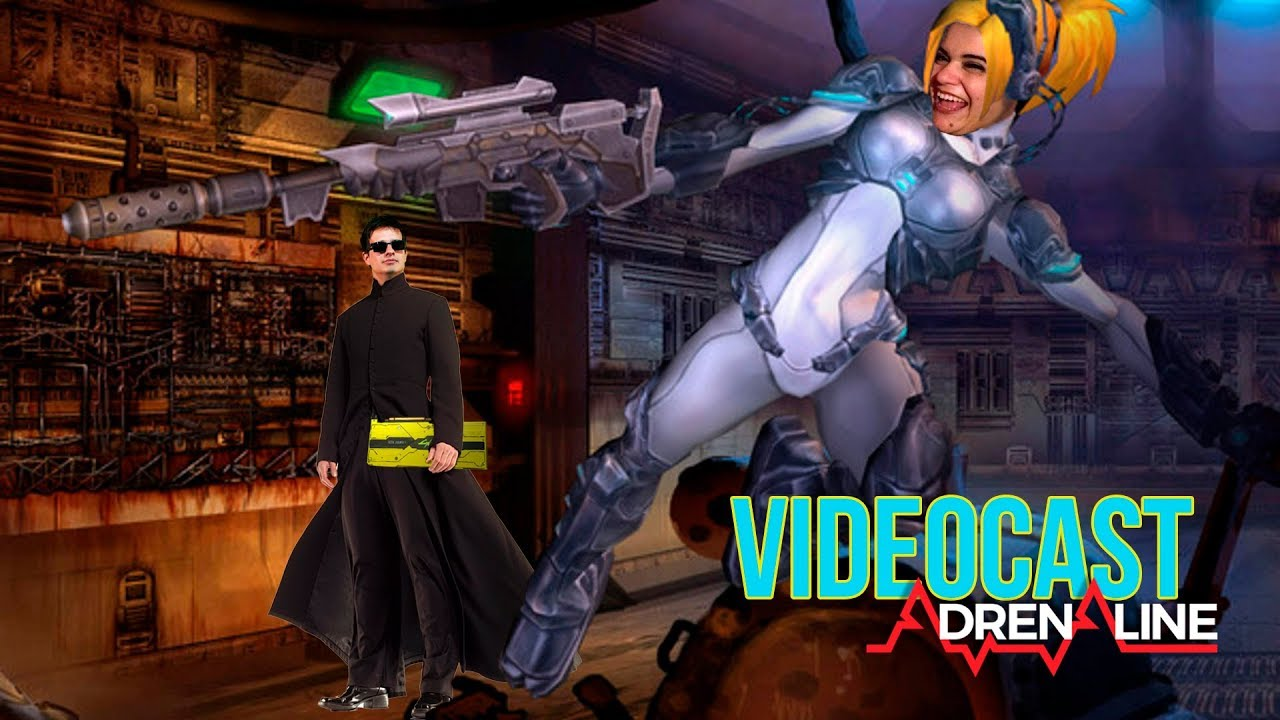 VIDEOCAST AO VIVO: Edição Cyberpunk da RTX 2080 Ti, Starcraft Ghost e deepfakes! Hoje às 19h! thumbnail