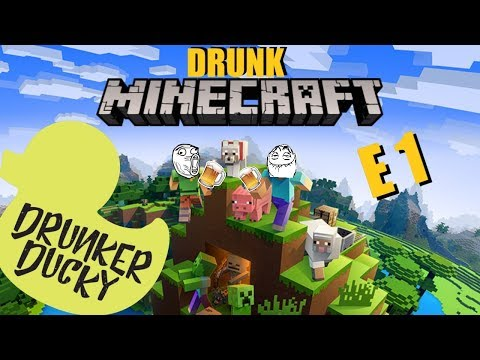 Drunk MINECRAFT Games - How to Play Drunk