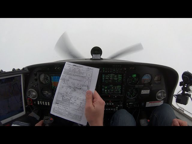 Intense Frontal IFR