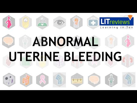 Heavy Menstrual Bleeding Signs and symptoms and Treatment