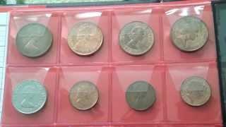 видео Монеты Англии
