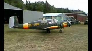 Tegge 50år och flyger Safir del2