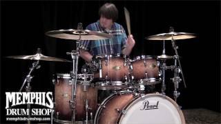 Pearl Masters MCX Drum Set - Mocha Tamo