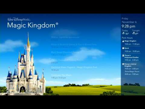 WDW Today November 2015 | New HD Resort Information Channel | WDW Resort TV