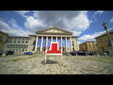 Trailer V-Aria – a virtual opera experience of Bayerische Staatsoper