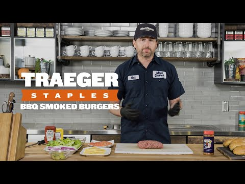 How to Grill Burgers | Traeger Staples - YouTube