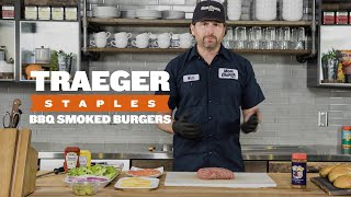 How to Grill Burgers | Traeger Staples