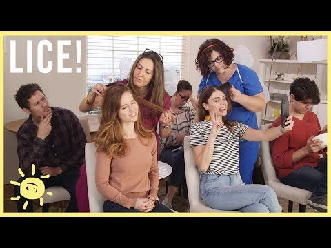 WUM OFFICE   Ep. 2 Lice Lice Baby