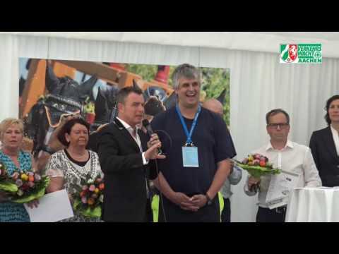 Verkehrskadetten Aachen  CHIO Aachen Schaufensterwettbewerb