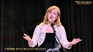XI Forum Humanum Mazurkas - Natalia Kovalenko