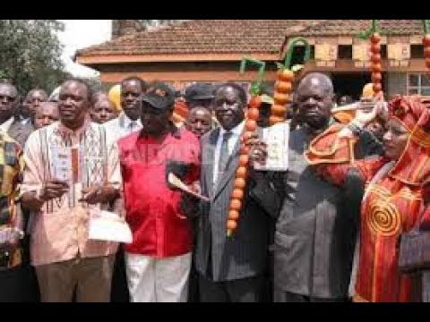 TBT: Once upon a time in Kenyan politics, Sons of the founding fathers