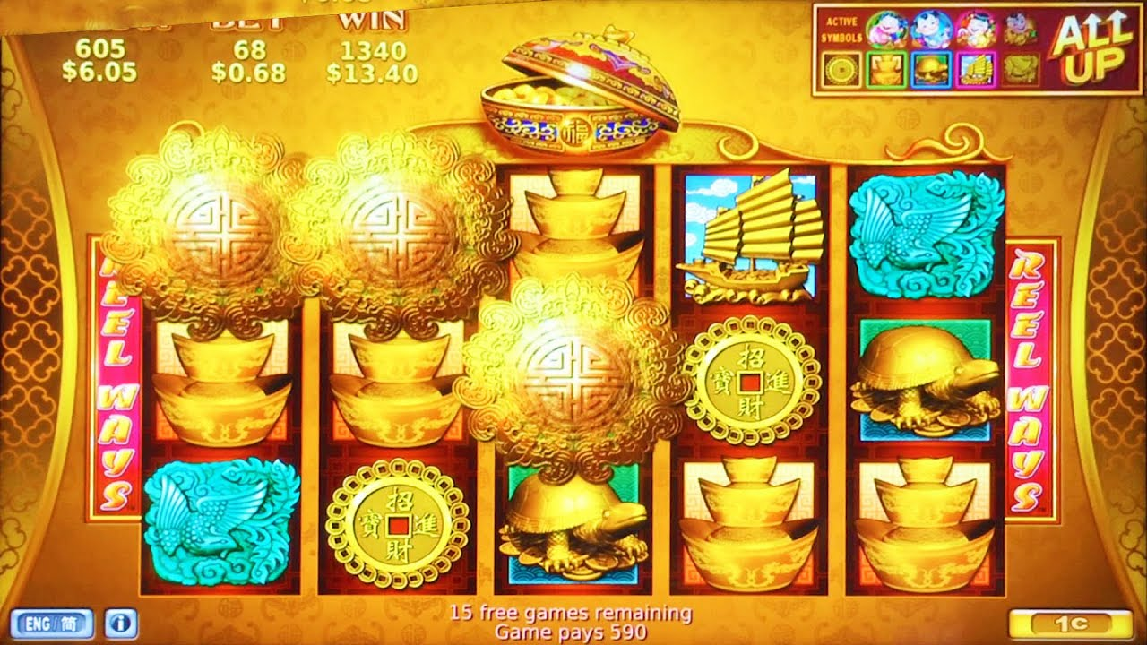 88 fortunes slot machine jackpots las vegas