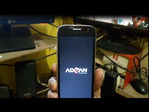 flashing advan s5e