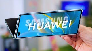 HUAWEI ABANDONA su MEJOR DISEÑO DE TELÉFONO!!!!!!! Y copia a Samsung...