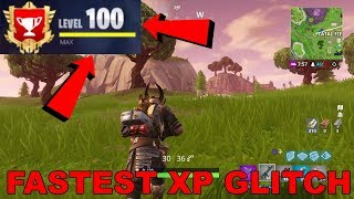 *NEW* XP GLITCH in Fortnite Season 6! How To Level Up FAST! Fortnite Glitches!