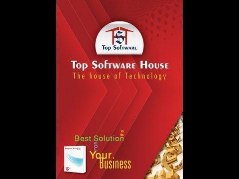 Top Software 1 (شجرة الحسابات)