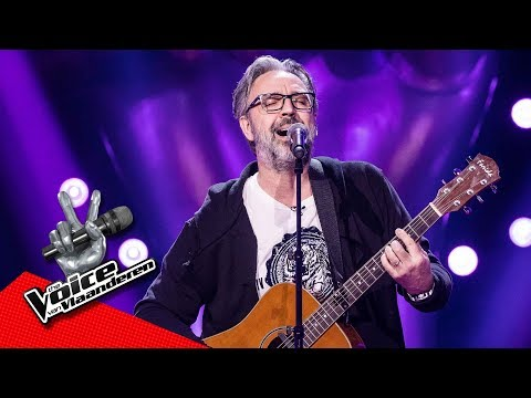 Jan zingt 'Here Today' | Blind Audition | The Voice van Vlaanderen | VTM