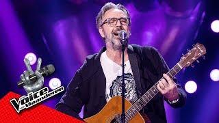Jan zingt 'Here Today' | Blind Audition | The Voice van Vlaanderen | VTM