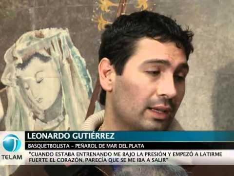 Leo Gutiérrez se repone de la operación