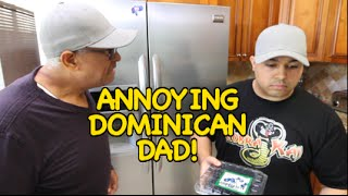 ANNOYING DOMINICAN DAD! thumbnail