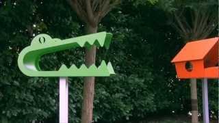 Vogelhäuser: Piep Show - Radius Design