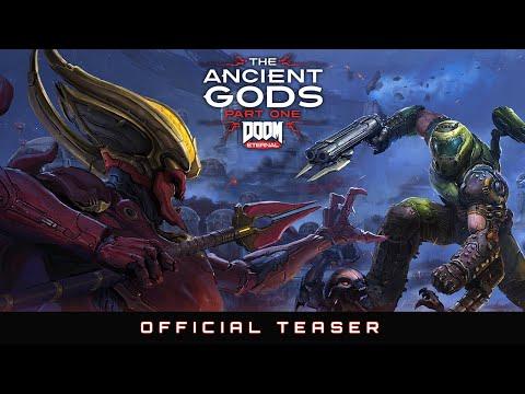 Doom Eternal: The Ancient Gods, Part One DLC Teaser Trailer Revealed