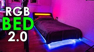 RGB LED Bed 2.0 - Magic Hue Smart WiFi LED Strip