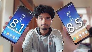 Samsung Experience 8.5 vs 8.1 | Need 7.1.1 Update?