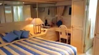 Cosmos Mega Yacht - Lloyds Ships 1988 Marlow Yachts Marquis