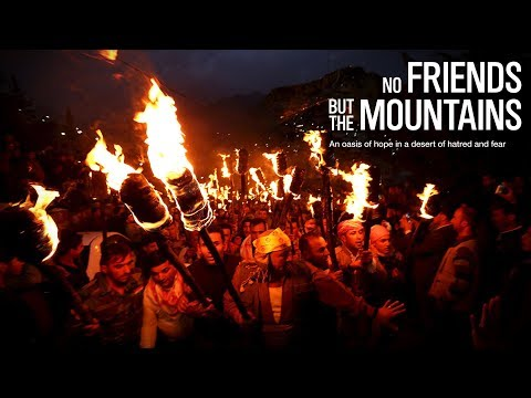 War Against ISIS Forged Kurdish Independence | No Friends But The Mountains Promo | Available Now