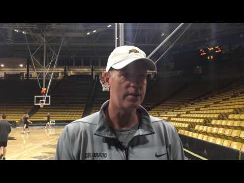 Tad Boyle 11/1 Post Practice Interview