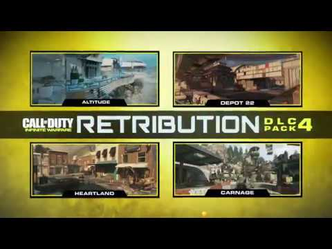 Official Call of Duty®: Infinite Warfare - Retribution Multiplayer Trailer