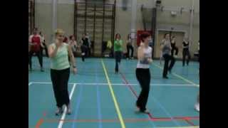 Zumba With Bieke-Ritmo Vuelta.MOV