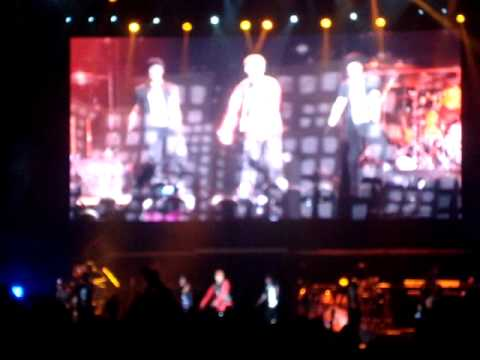Somebody To Love - 30'Sep'11 Arena Mty