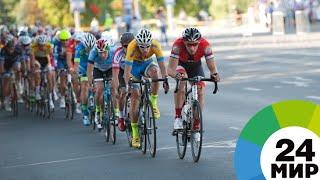 Фермеры и слезоточивый газ остановили велогонку «Тур де Франс» - МИР 24