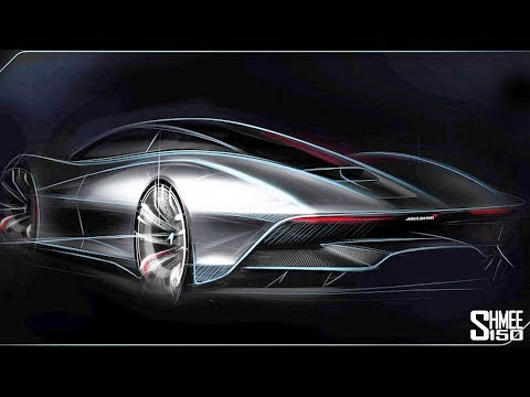 McLaren Speedtail - ANOTHER New Model?! | FIRST LOOK