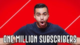 ONE MILLION SUBSCRIBERS   David Lopez