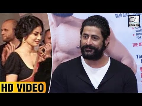 Mohit Raina REACTS On Girlfriend Mouni Roy's Bollywood Debut