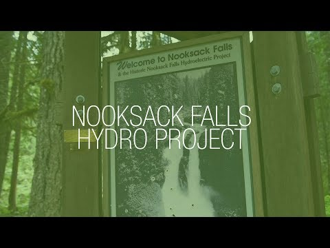 Nooksack Falls Hydroelectric Project
