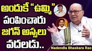 YS జగన్ నిన్ను వదలడు   Nadendla Bhaskara Rao Sensational Comments On Chandrababu Naidu   TNN