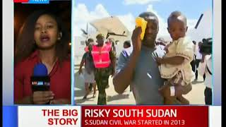 IGAD rapporteur Uhuru Kenyatta issues travel advisory on South Sudan: The Big Story