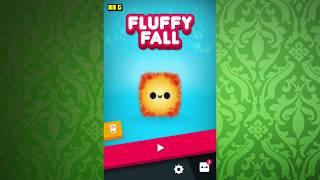 Fluffy fall: Обзор Игры. Первый взгляд.