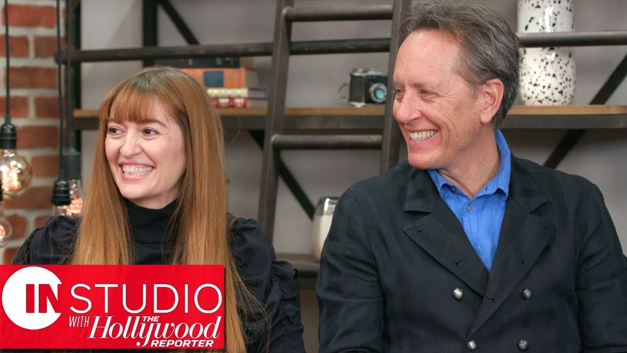 Richard E. Grant & Marielle Heller Talk 'Can You Ever Forgive Me?