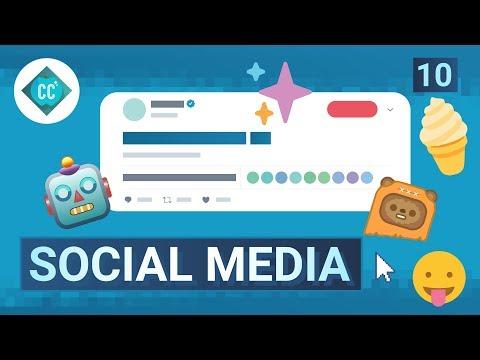 Social Media: Crash Course Navigating Digital Information #10
