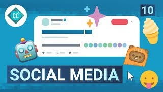 Social Media: Crash Course Navigating Digital Information #10